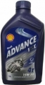 SHELL Advance 4T AX7 15W-50 1L /VSX/
